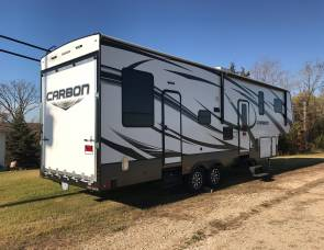 2014 Keystone Carbon Toy Hauler