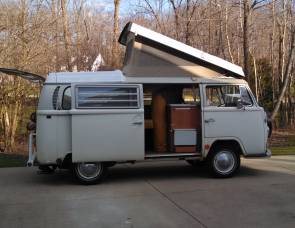 1969 VW Bus (campmobile)