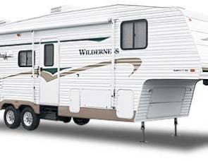 2002 Fleetwood wildernesd GL 30 5s