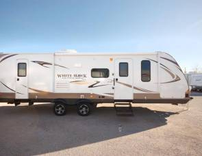 2013 Jayco White Hawk Ultrallite Series 28DSBN