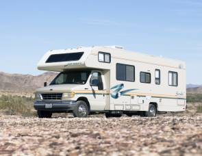 1995 Fleetwood Jamboree Searcher