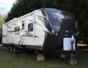 2012 Keystone Outback BUNKHOUSE Travel Trailer