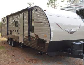 2016 forest river grey wolf 29bh