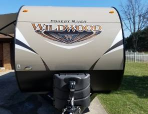 Forest River Wildwood 28 ft DBUD