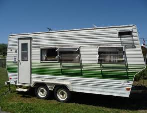 1980 Nomad Skyline Travel Trailer