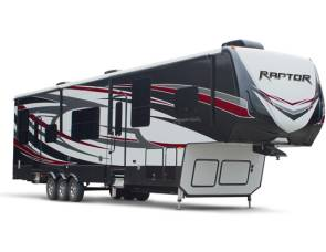 2016 KeyStone Raptor 422SP