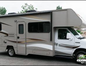2014 FORD 26 FT CLASS C RV DRIVES LIKE A CAR NICKNAME (GUBI)