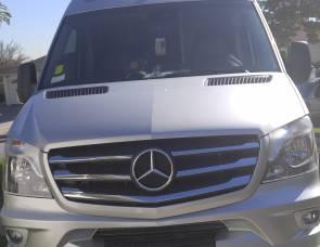2017 Mercedes Benz PLATEAU
