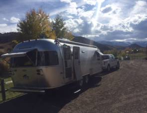 2014 Airstream International Sterling Edition