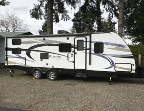 2017 Keystone Passport Ultra Lite Grand Touring