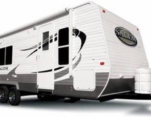 2010 Forest River travel trailer