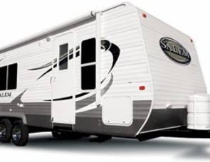 2010 Forest River travel trailer