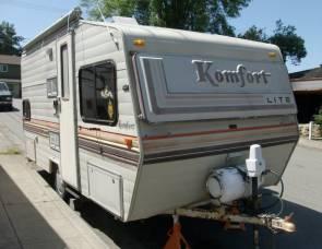 1984 Komfort 20 ft