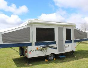 2010 Jayco Jay Series 1207 Pop-up
