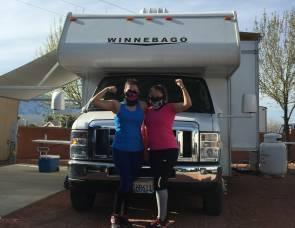 2015 winnabago/minnie winnie