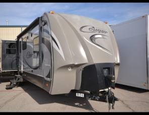 2012 Keystone Cougar High Country 321 RES
