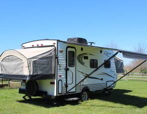 2016 Coachmen Clipper 16RBD Hybrid