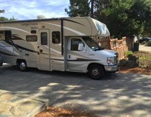 RV Rental Search Results, Mountain View, California