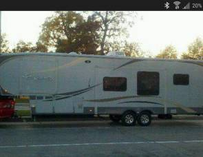 big country 3550tsl 5th wheel
