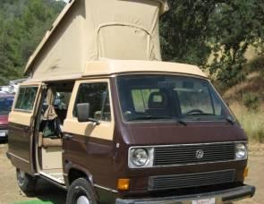1984 VW Vanagon