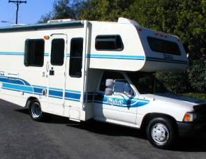 1991 Toyota isthica Spirit