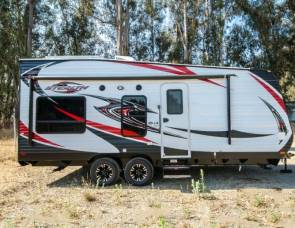 2017 Forest River Stealth Toy Hauler