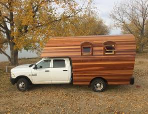 2016 Dodge Ram 3500 Tiny House
