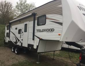 2016 Forest River Bunkhouse 5th Wheel
