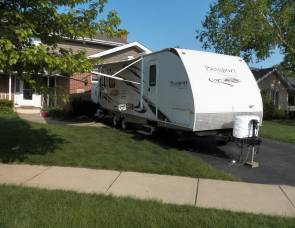 2010 Keystone Passport 2850RL