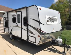 2015 K-Z Spree Escape E196 Bunkhouse