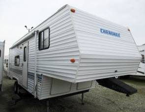 1999 Cherokee fifth wheel