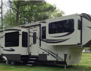 2015 Grand Design/Solitude 379FL