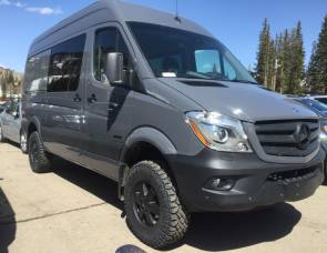 2015 Sportsmobile Sprinter van