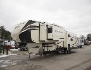 2018 Bighorn 3890ss