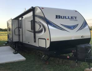 2016 Bullet ultra lite by keystone