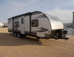 2016 Forest River Cruise Lite 261BHXL