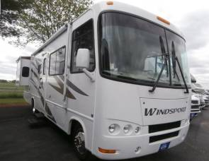 2008 Fourwinds Windport 31H