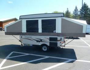 2017 Rockwood 10 foot popup tent trailer