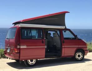 1992 Volkswagen Eurovan Westfalia Camper Van