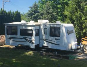 2005 Host Pathfinder 26'