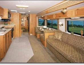2004 Fleet wood Bounder