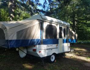 2009 FOREST RIVER FLAGSTAFF M206BH-MAC
