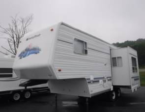 2002 Sunnybrook 24CKFL 5th Wheel Pet Friendly