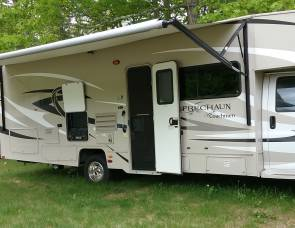 2015 CHEVY LEPRACHAUN 28feet of comfy room!