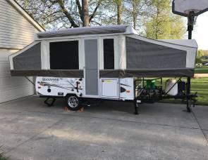 2013 Rockwood Premier Popup Camper