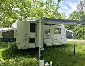 2007 Trail-Lite by R-Vision Bantam Series M-18 Flier
