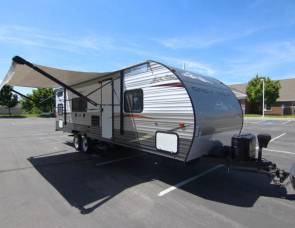 2014 Forest River Grey Wolf M-27BH (Ron's)
