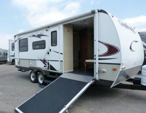 2009 Keystone Outbsck Toy Hauler