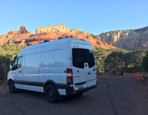 2014 Mercedes-Benz, Sprinter 2500