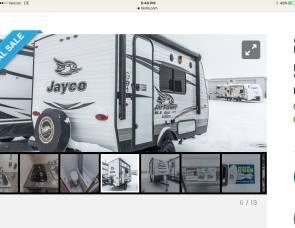 2017 Jayco Jay Flight SLX 145RB Baja